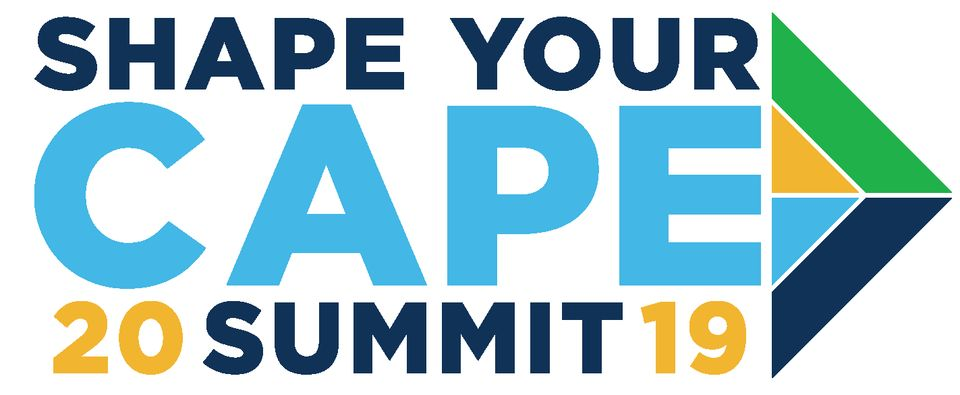 Shape Your Cape Summit Logo Final White Background 2019
