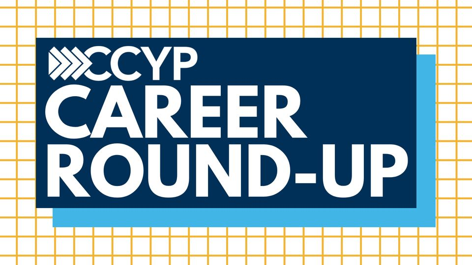 Career Round Up Blog Cover