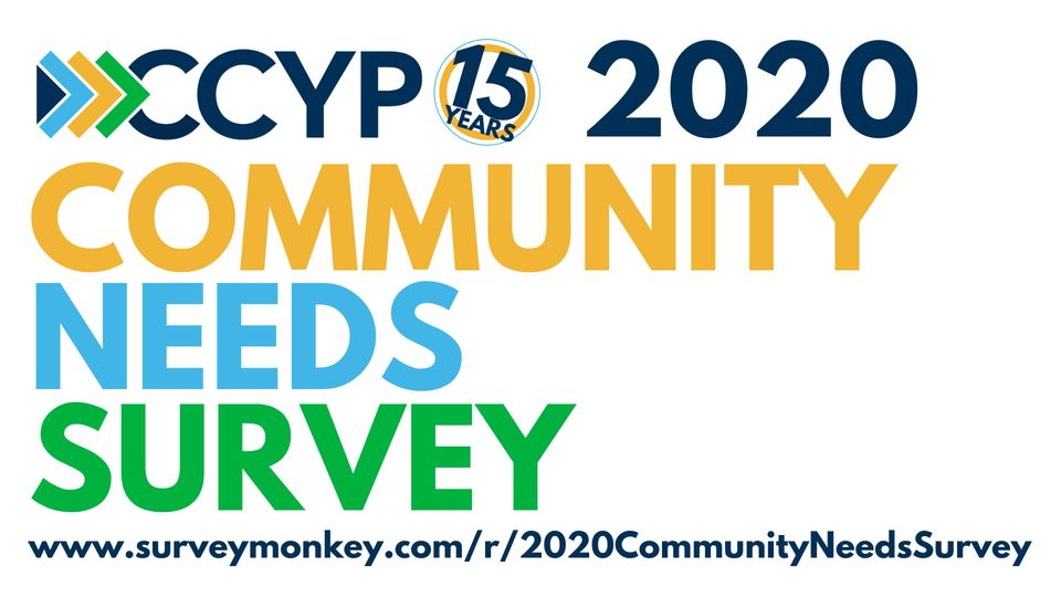 Community Needs Survey Cover